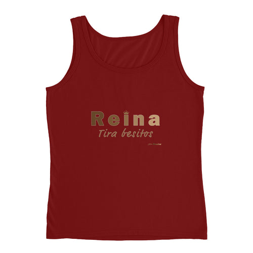 Reina, Tira Besitos - Ladies' Tank