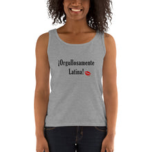 Orgullosamente Latina - Ladies' Tank Top