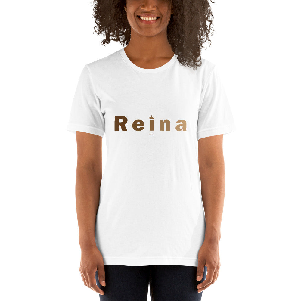 Reina - Ladies Short-Sleeve T-Shirt