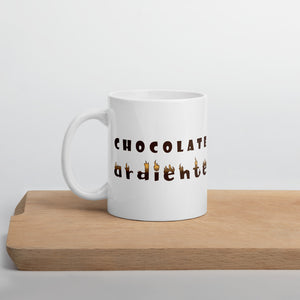 """Chocolate ardiente"" Mug"