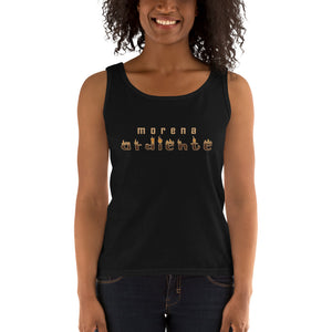 """Morena ardiente"" - Ladies' Tank Top"