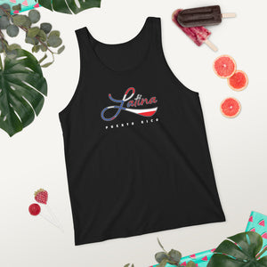 "NEW - ""Latina"" Country/Flag - Tank Top"