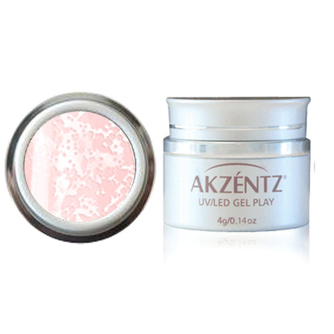 Gel Play Lace Pink