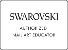Swarovski Authorized Nail Art Educator
