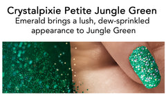 Swarovski® Crystalpixie Petite Jungle Green