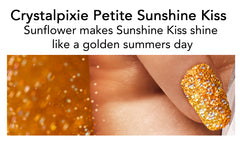 Swarovski® Crystalpixie Petite Sunshine Kiss