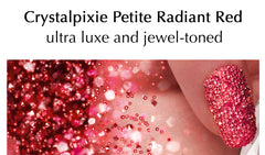 Swarovski® Crystalpixie Petite Radiant Red