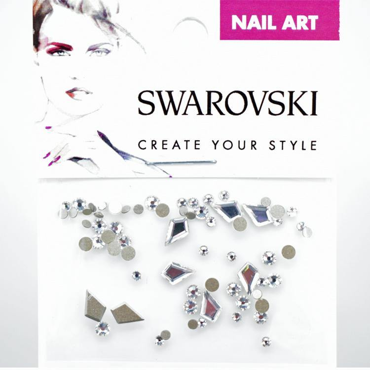 Swarovski Kite Mix Pack - Crystal