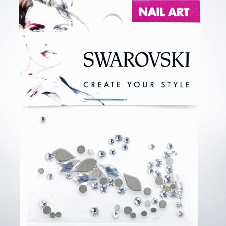 Swarovski Flame Mix Pack - Crystal
