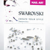 Swarovski Raindrop Mix Pack - Crystal AB
