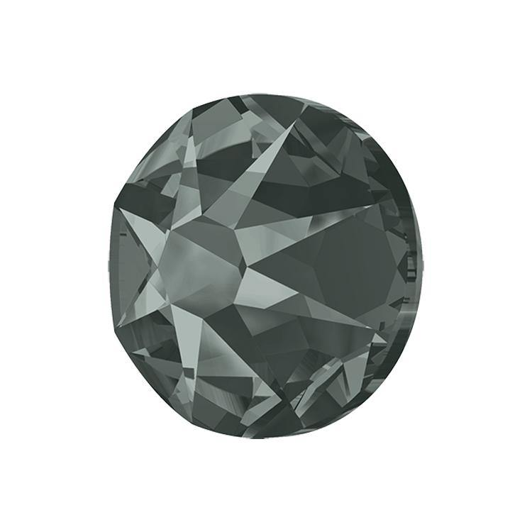 Black Diamond - SWAROVSKI FLATBACK-Gel Essentialz