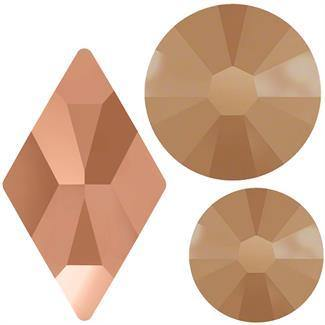 Swarovski Rhombus 2709 Mix Pack - Rose Gold