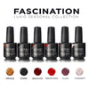 Luxio Fascination Collection *NEW* (full 15ml size - all 6 colors)