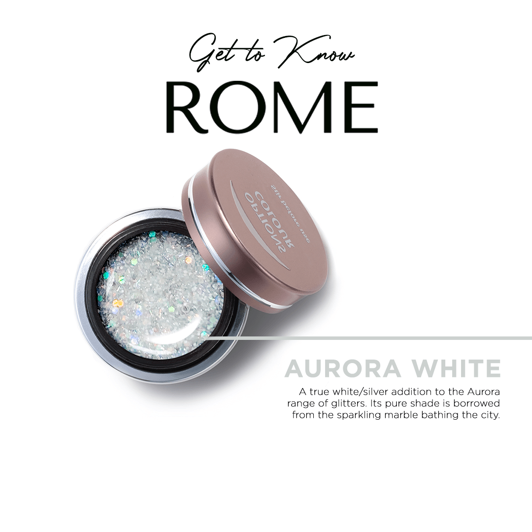 UV/LED Aurora White *NEW