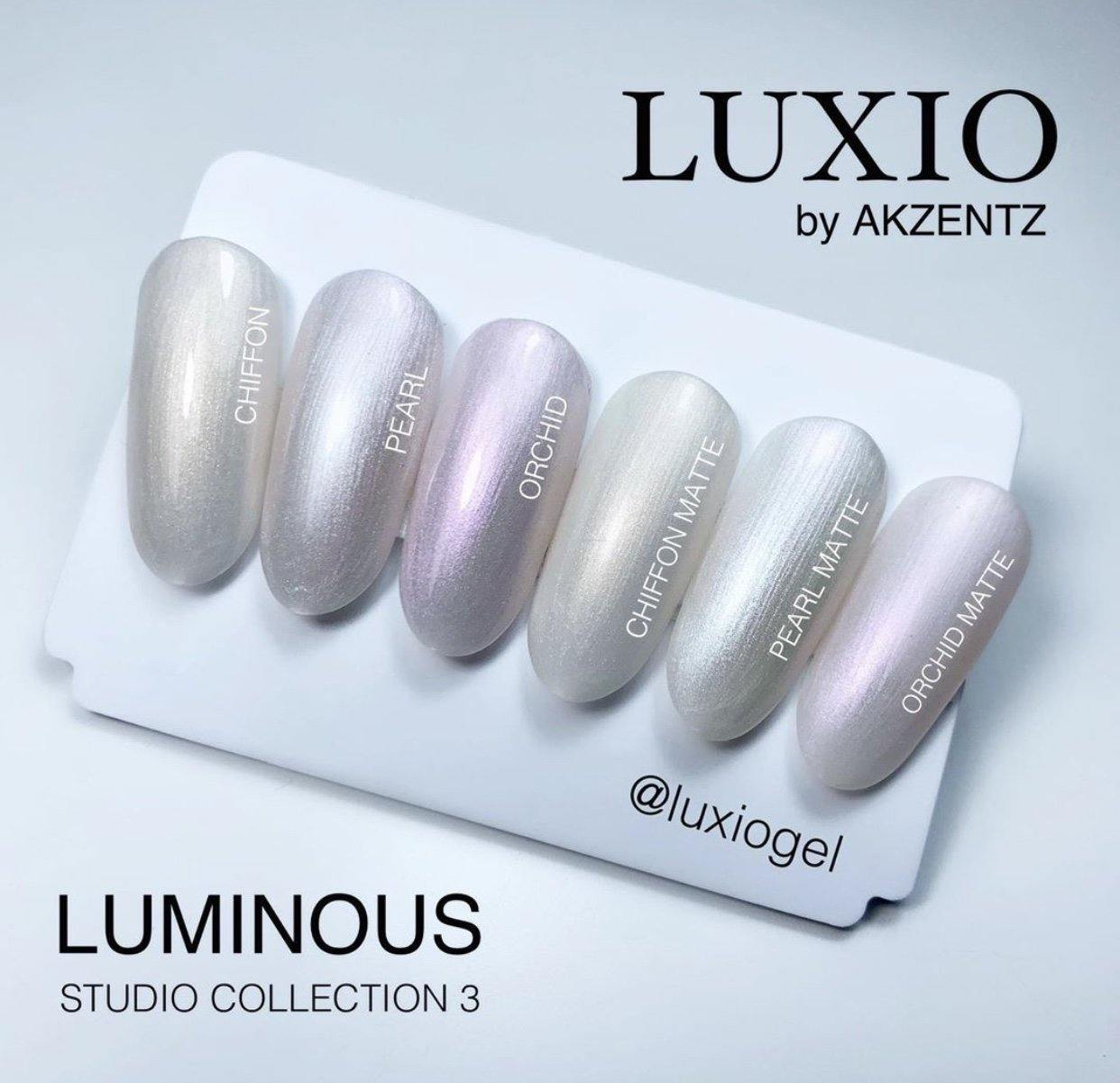 Full Size - Luxio Studio N°3 Luminous Collection (15ml size - all 3 colors)