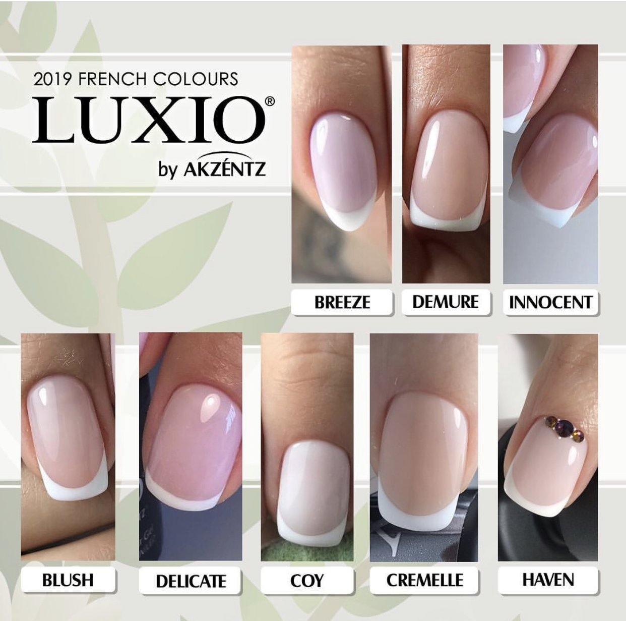Luxio 9pc French Collection