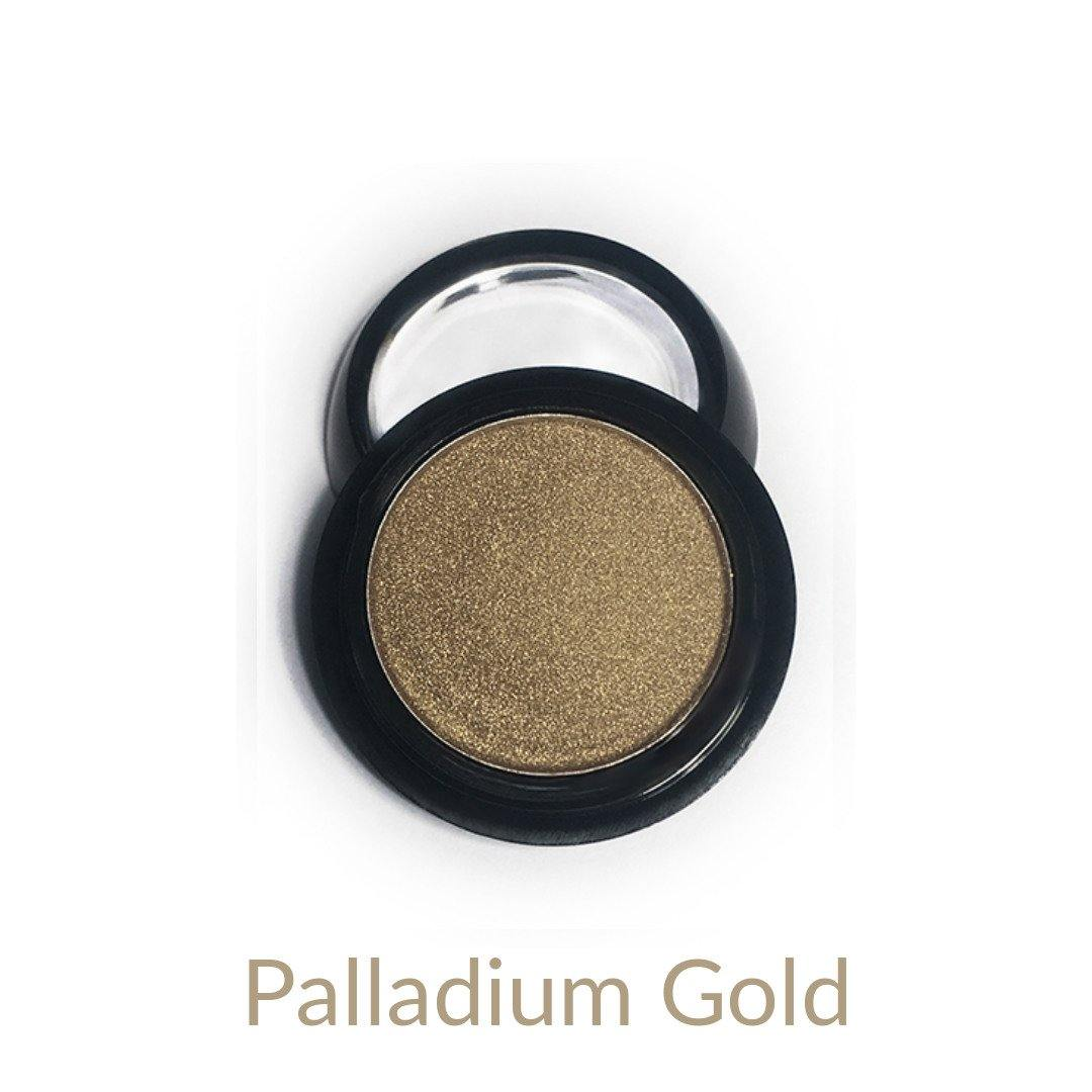HD Compact Chrome Powder - Palladium Gold
