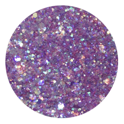 Grape Smoothie Glitter Mix-Gel Essentialz