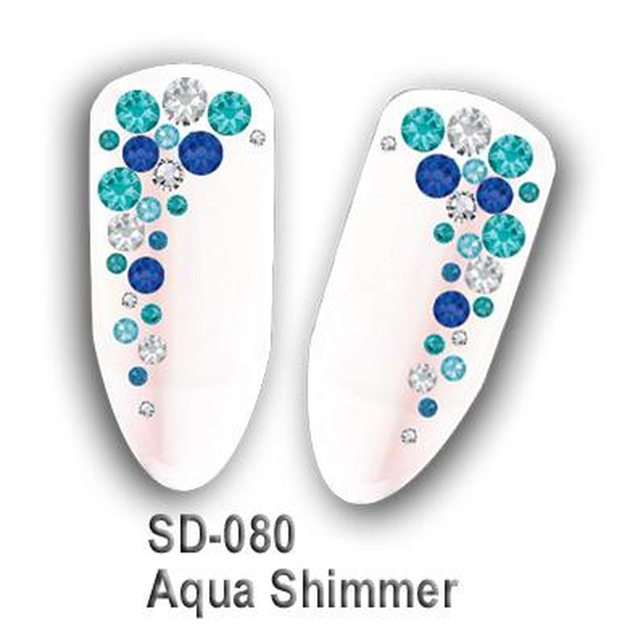 KIT AQUA SHIMMER-Gel Essentialz
