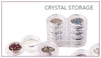 Crystalline Crystal Storage Tower - 12 piece