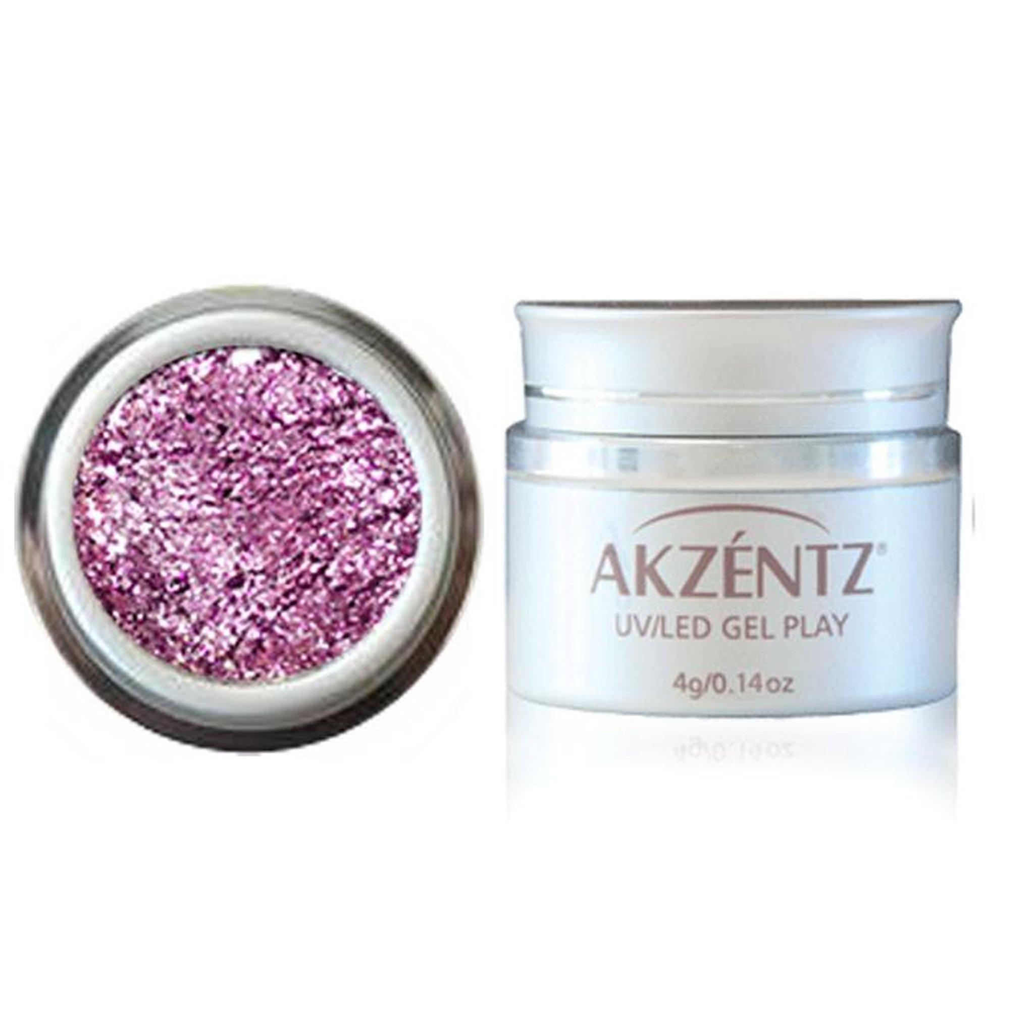 Gel Play - Glitz Purple Garnet-Gel Essentialz