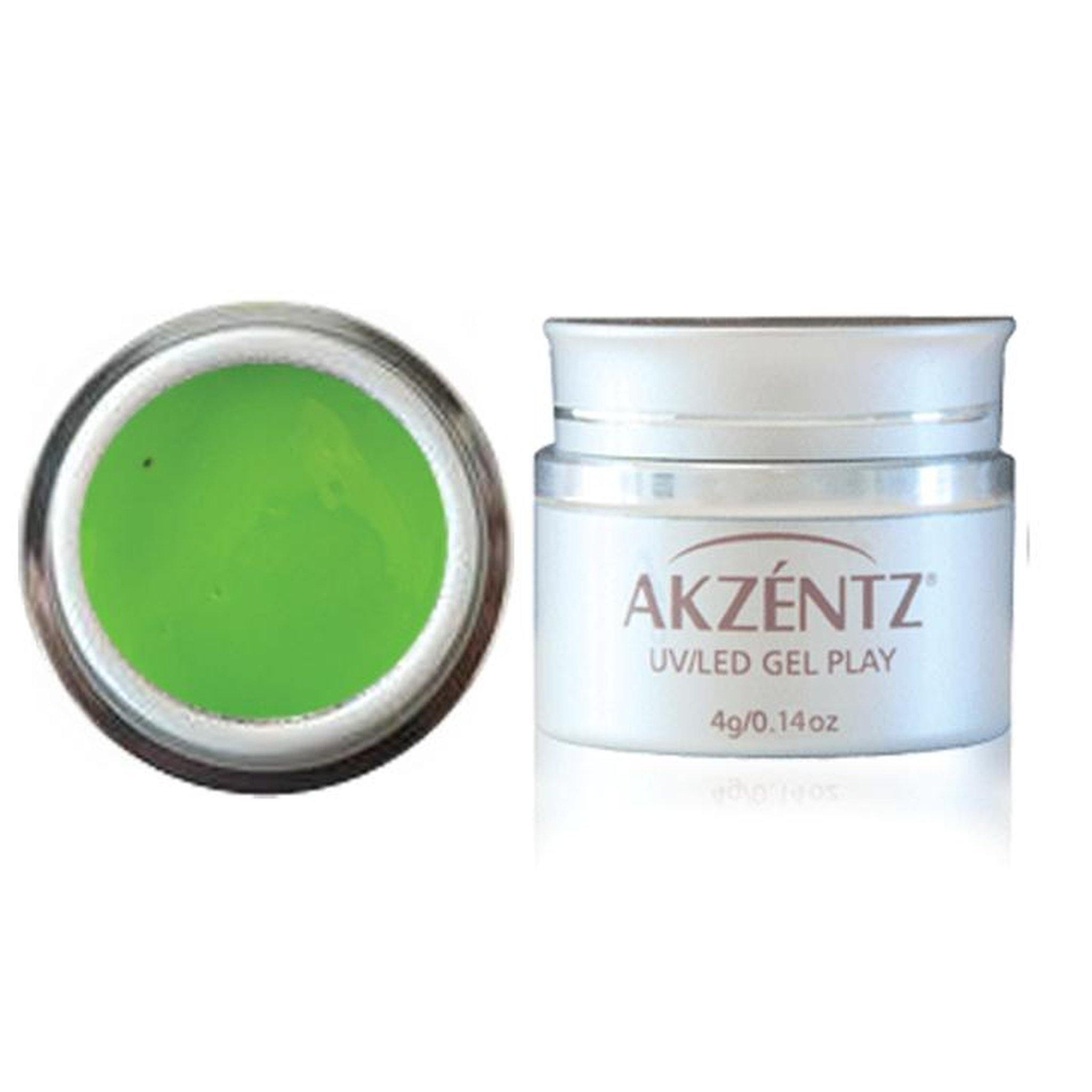 GEL PLAY - PAINT LIME GREEN-Gel Essentialz