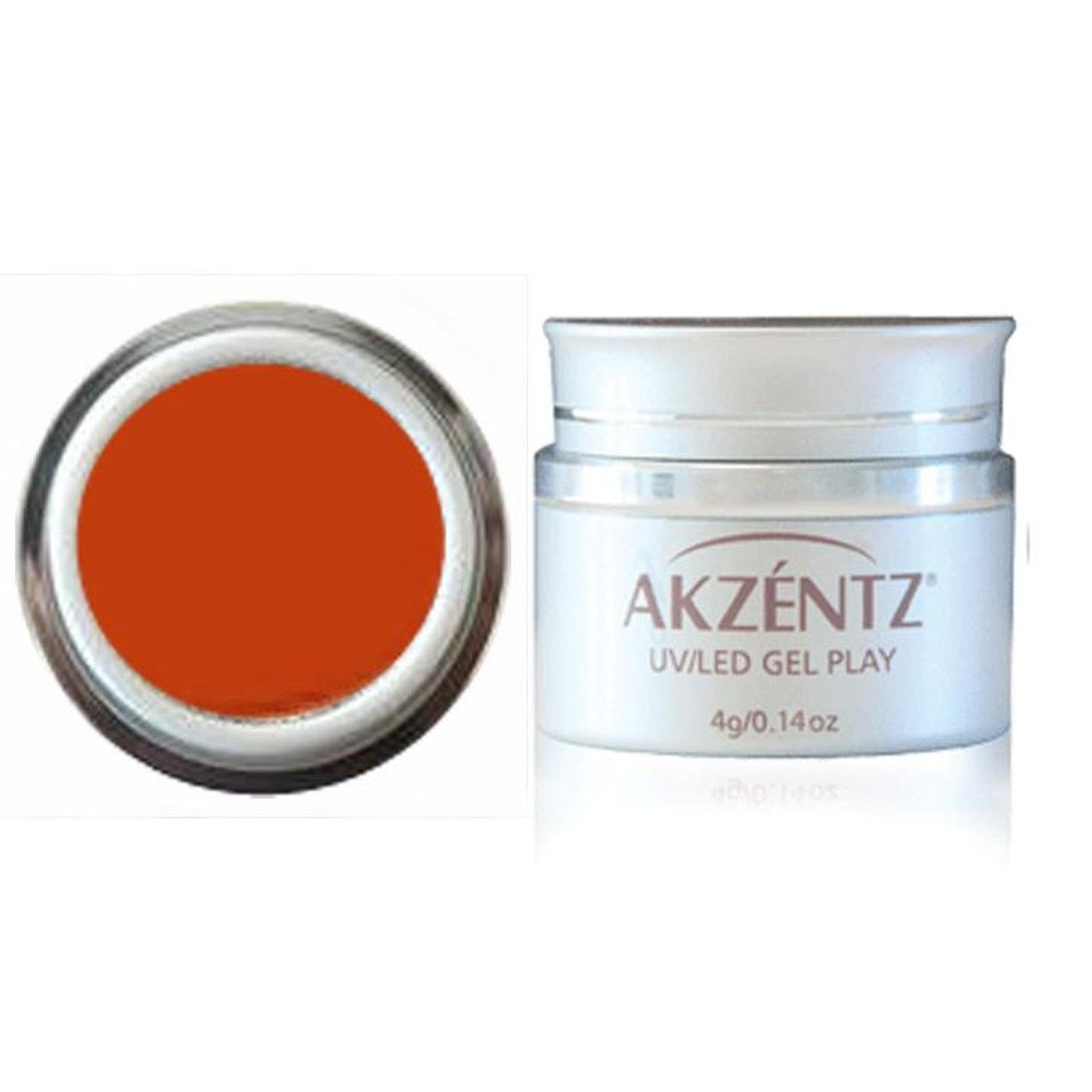 GEL PLAY - PAINT ORANGE-Gel Essentialz