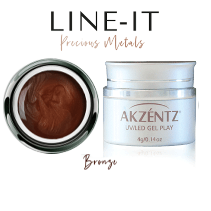 *NEW* GEL PLAY - LINE-IT BRONZE