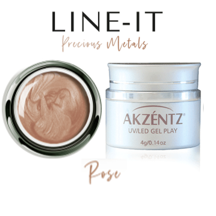 *NEW* GEL PLAY - LINE-IT ROSE
