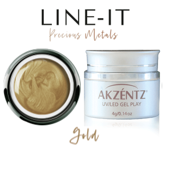 *NEW* GEL PLAY - LINE-IT GOLD