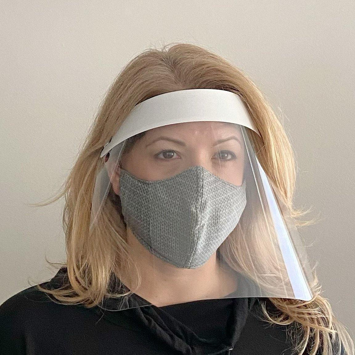 Face Shield (New & Improved!)