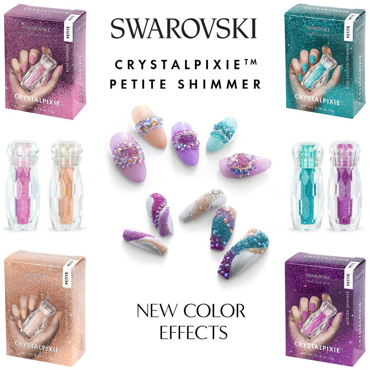 Swarovski® Crystalpixie Petite NEW 2019 COLORS!  5G