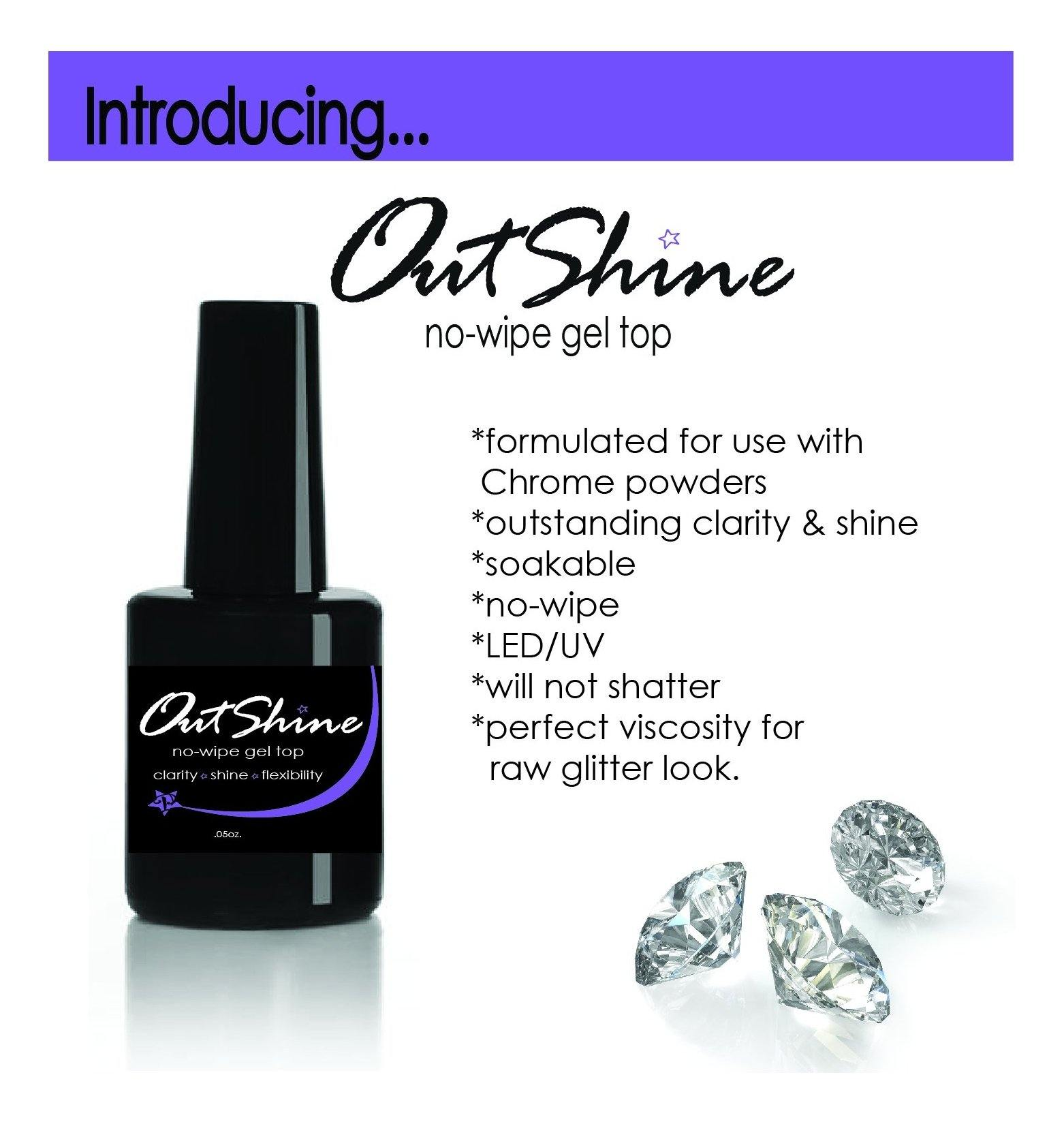 Profiles Outshine Specialty Gel for Chromes-Gel Essentialz