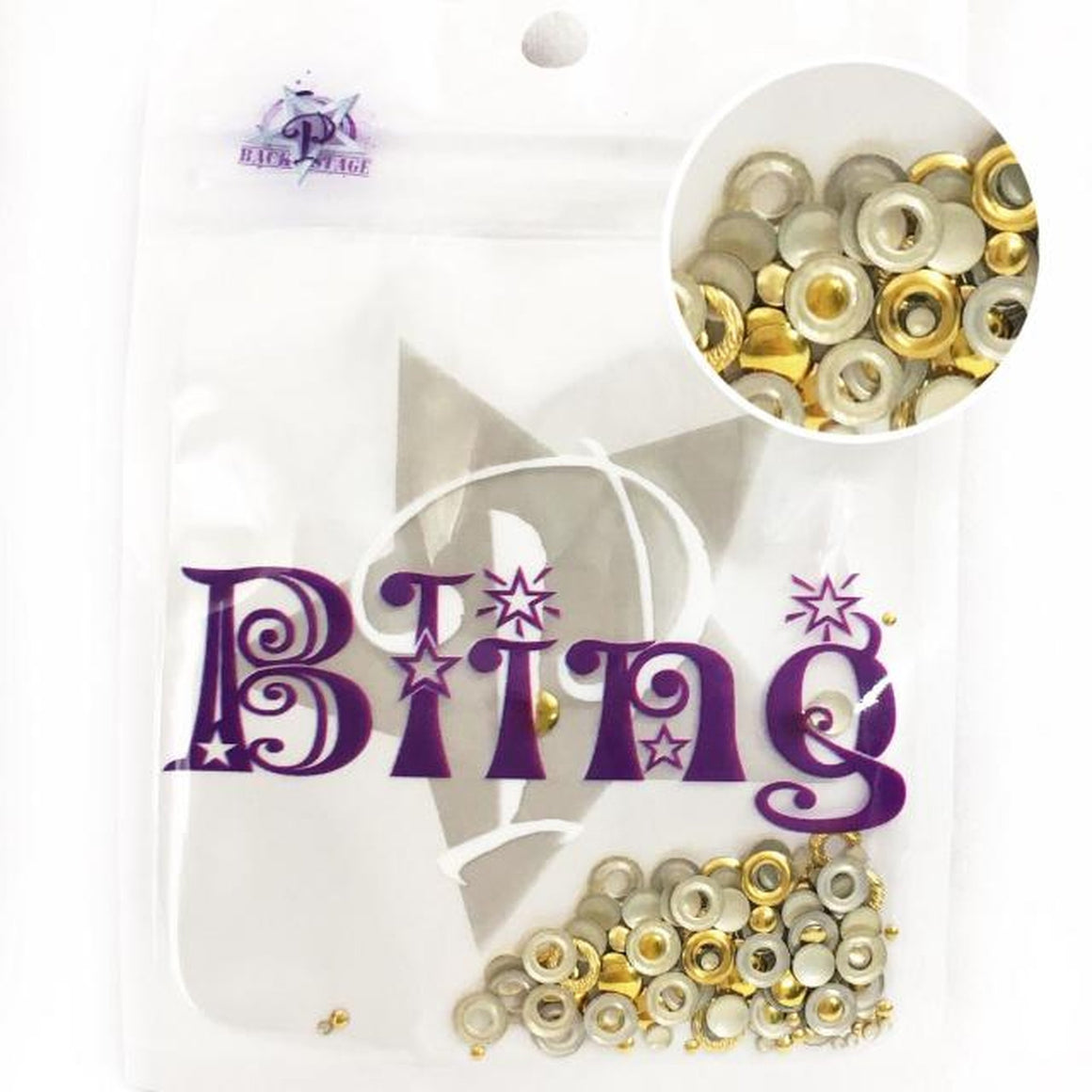 Profiles Bling - Circles dots and donuts-Gel Essentialz