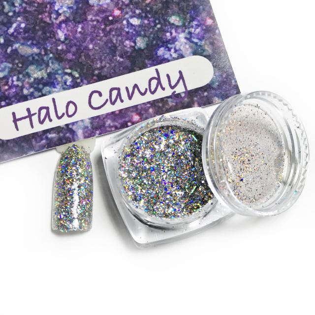 Chrome Candy Halo-Gel Essentialz