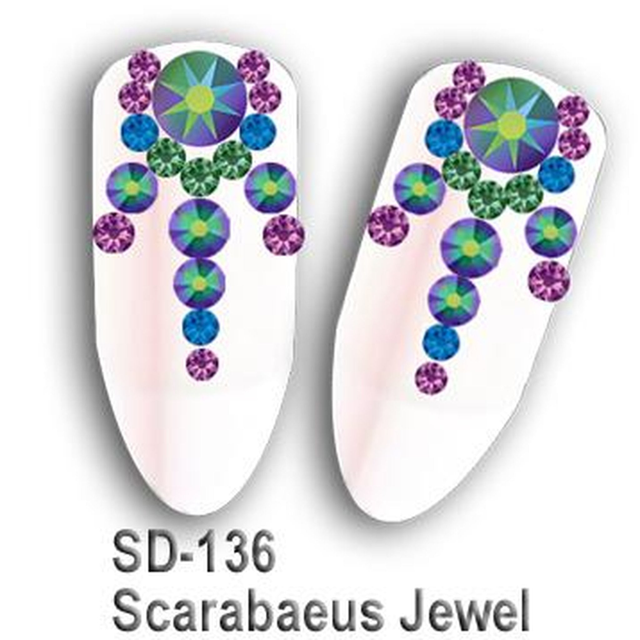 KIT SCARABAEUS JEWEL-Gel Essentialz