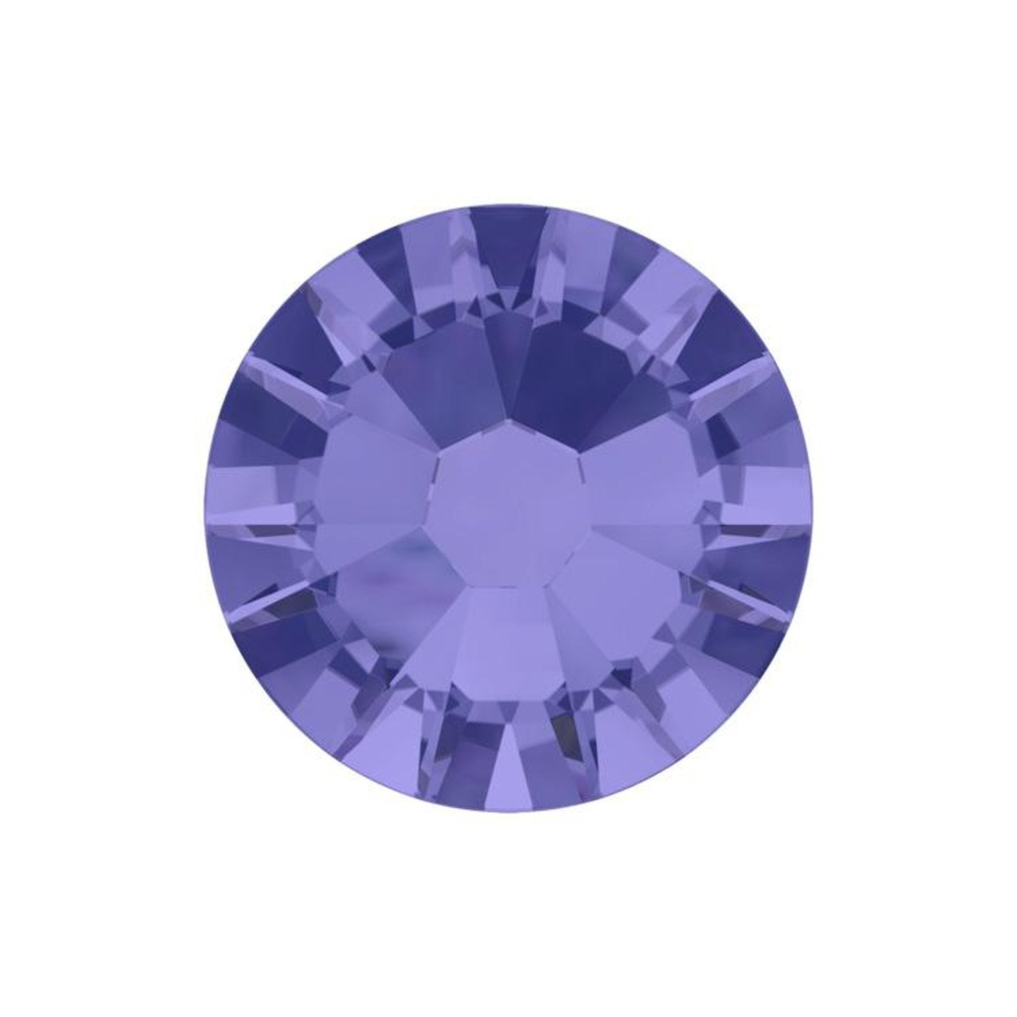 Tanzanite - SWAROVSKI FLATBACK-Gel Essentialz
