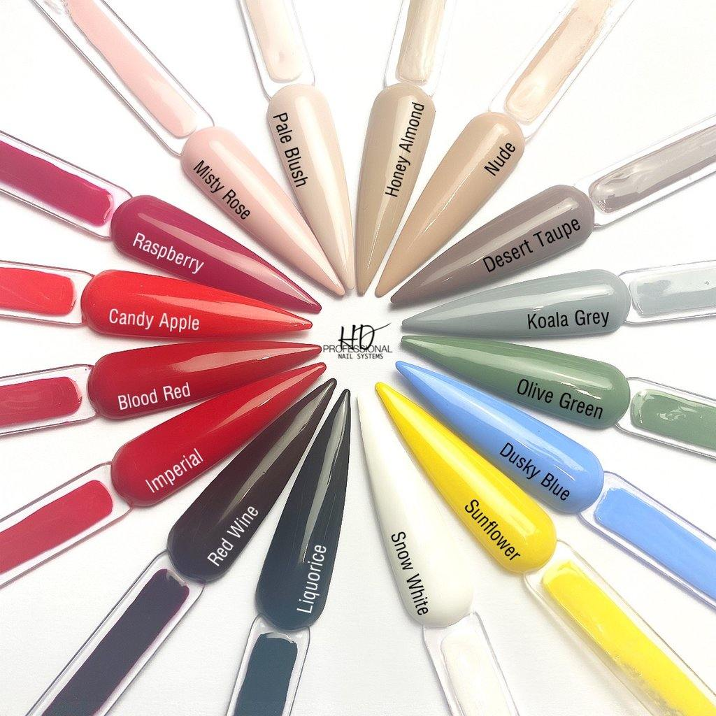 HD THE ONE - Collection all 16 colors