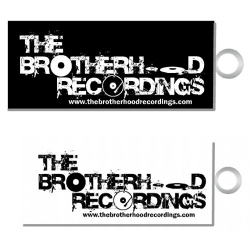 The Brotherhood Recordings Keyring