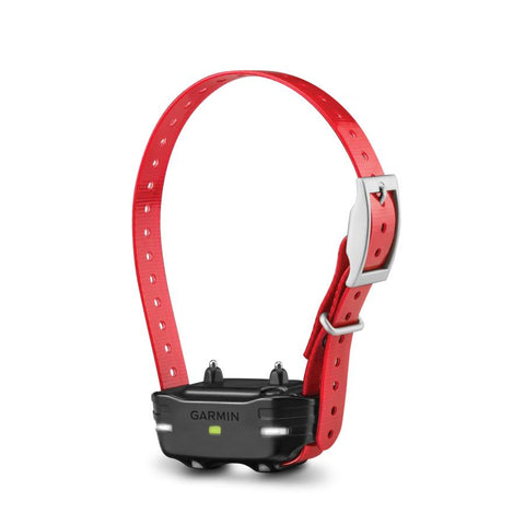 Garmin TB 10 Additional PRO Trashbreaker Dog Collar Red - www.peterspetsupplies.com