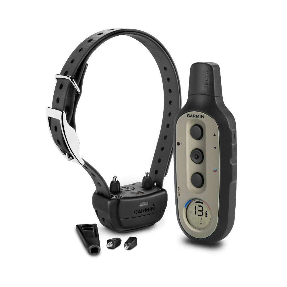 Garmin Delta Sport XC Remote Dog Trainer 3/4 Mile Expandable - www.peterspetsupplies.com
