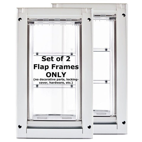 Image of Patio Pacific Endura Flap Kennel Doors - www.peterspetsupplies.com