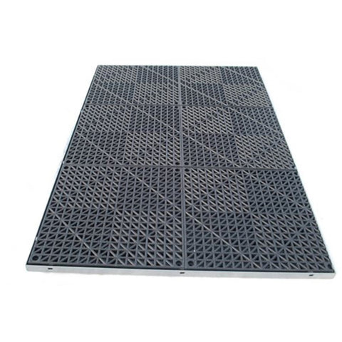"Image of Zinger ""Drain Thru"" Crate Flooring"