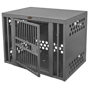 Zinger Deluxe Series Side Entry Dog Crate