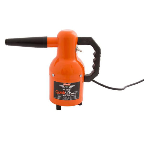 Metrovac Quick Draw Compact Pet Dryer - www.peterspetsupplies.com