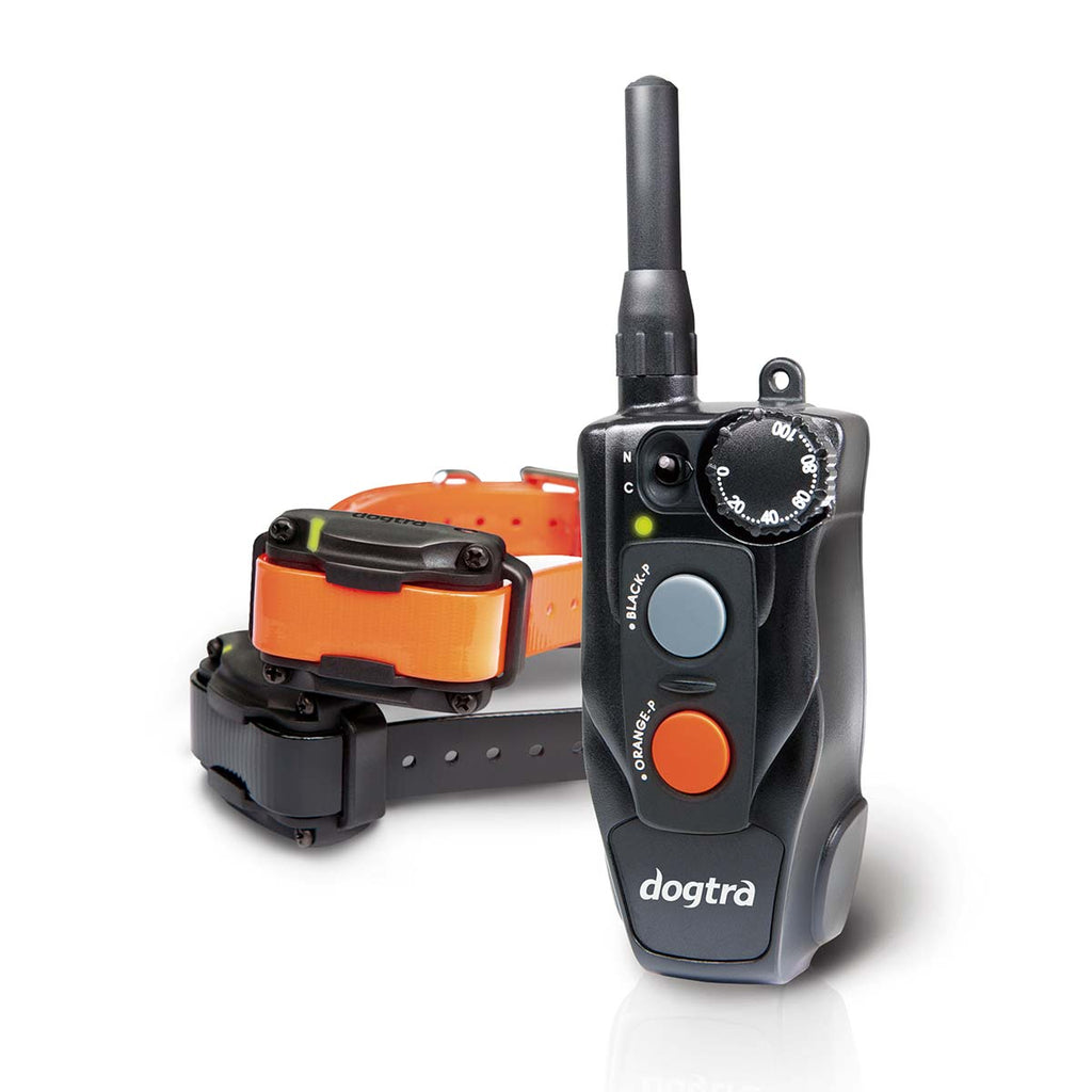 Dogtra Compact 1/2 Mile Remote Dog Trainer 2 Dog System - www.peterspetsupplies.com