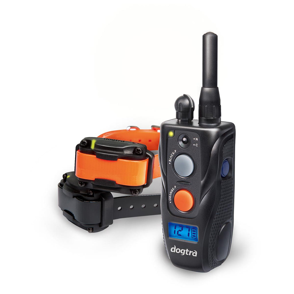 Dogtra 1/2 Mile 2 Dog Remote Trainer - www.peterspetsupplies.com