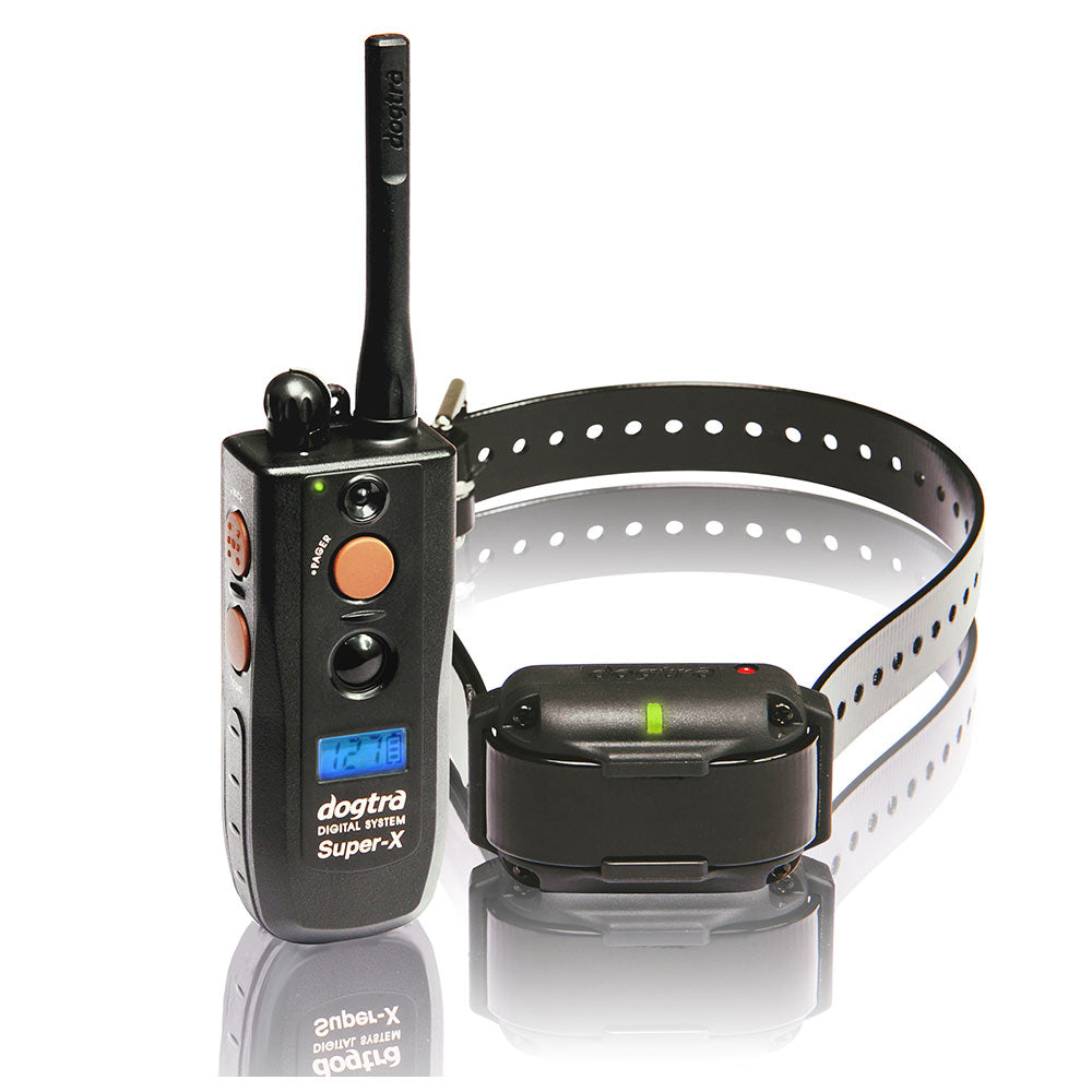 Dogtra Super-X 1 Mile Dog Remote Trainer - www.peterspetsupplies.com