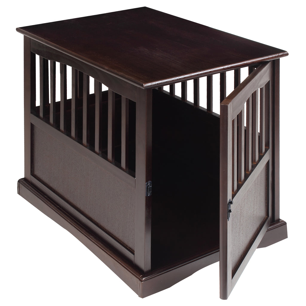 Pet Crate End Table - www.peterspetsupplies.com