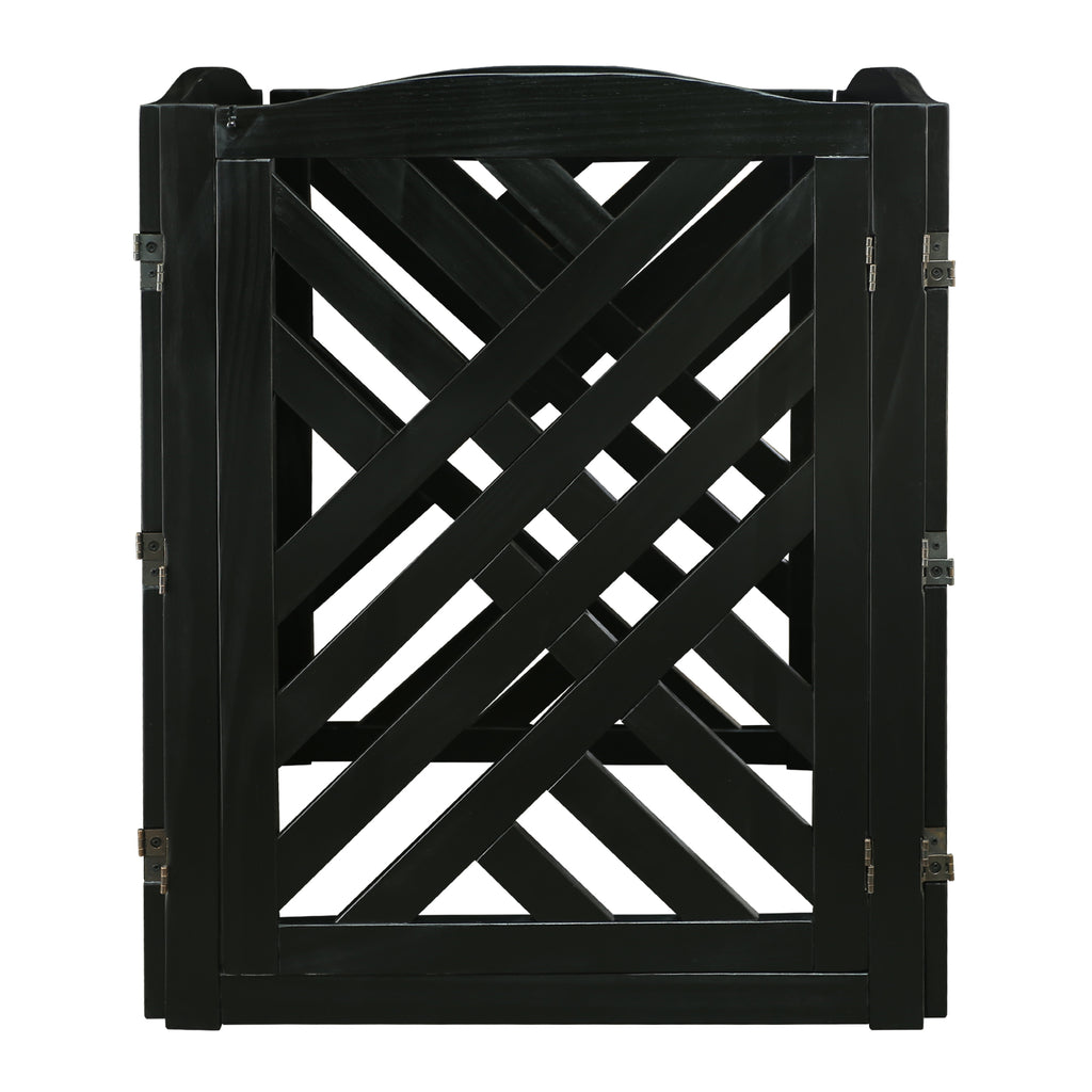 Lattice Pet Gate by Casual Home - www.peterspetsupplies.com